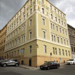 Mehrfamilienhaus, Kmochova, Praha